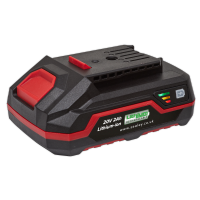 Batteries for CP20V series machines